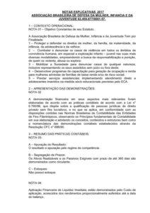 thumbnail of NOTAS EXPLICATIVAS EXERCICIO 2017 ASBRAD