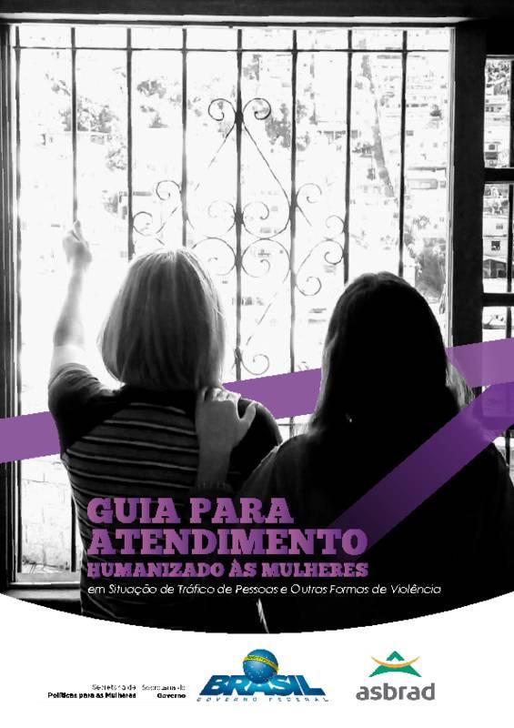 thumbnail of Guia para atendimento humanizado